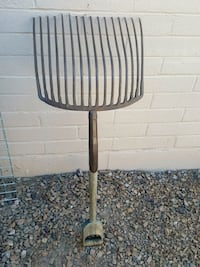 brown and black wooden windsor chair Tempe, 85283