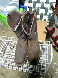 ARIAT size 14 composite toe waterproof  Richmond, 47374