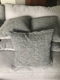 5 Gray Pillows *Brand New* Hagerstown, 21740