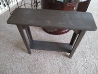 Southwest entry table