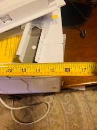 like new small air conditioner for the window of a room ado used only