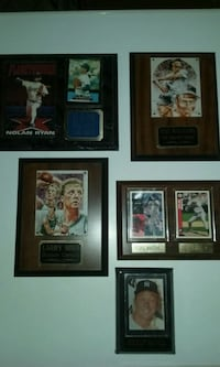 Sports plaques