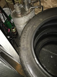 255/50/r19 continental tires, 3 tires