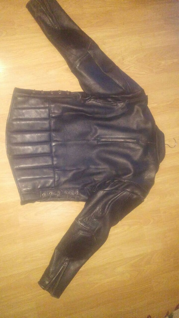leather jacket f4543491-ade3-4305-a14e-b1f142821a1f