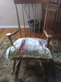 Really nice vintage rocking chair