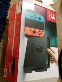 New Nintendo switch Fw 3.0(hackeable model) Middletown, 10940