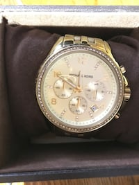 Michael Kors Watch- All Gold Chicago, 60640