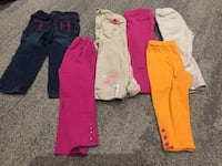 2t toddler girl pants lot Burlington, L7R 2B7