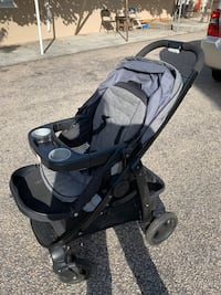 Graco stroller and carrier  Fall River, 02721