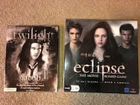 Twilight Board Game & Puzzle (both for $5) Taylors, 29651
