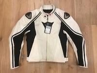 Dainese Motocycle Leather Jacket Ann Arbor