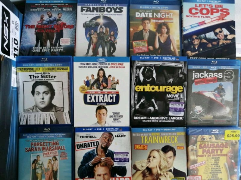 Comedy Bluray Collection  63d5183b-a1c6-4596-8c46-d06dc9b240c1