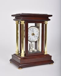 Bombay Company Mantle Clock null