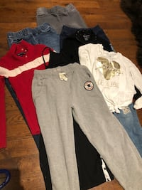 Youth girl clothes