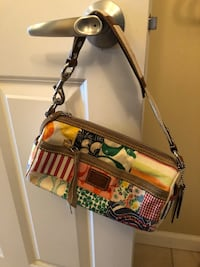 Authentic coach purse Burnaby, V5C 3X5