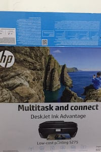 HP DESKJET INK ADVANTAGE 5200 SERİES Çankaya, 06460