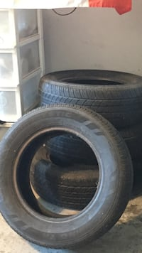"4 tires(all season) 15"" need gone!!!!"