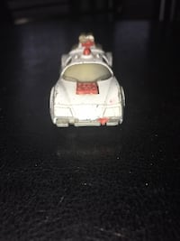 Vintage 1977 Hot Wheels Science Friction Series Space Cop Car