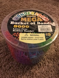 Wonderloom bands Trenton, 38382