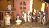 Nativity Set for Christmas display or gift New Lancaster, 93536