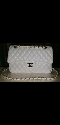 Chanel Bag Purse Double Flap Classic Quilted New Vaughan, L4K
