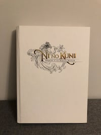 Ni no Kuni (PS3) special edition strategy guide Vancouver, V5R 1C7