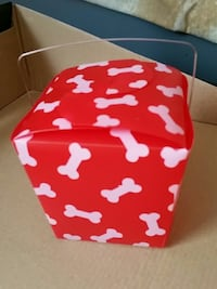 11 x Chinese take out style boxes Lindsay, K9V 4R6