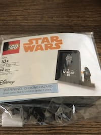 LEGO VIP FRAME AND MINIFIGURE POLYBAG