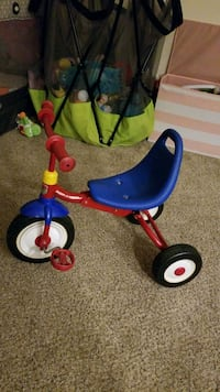 Radio Flyer Tricycle Fold 2 GO Campbell, 95008