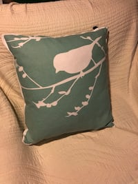 Large Feather Down Accent Cushion Pickering, L1X