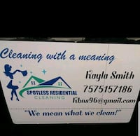 House Cleaning Season Special!  Virginia Beach