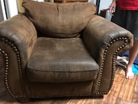 Light brown Sway chair Madison, 39110