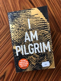 Terry Hayes- I am pilgrim Oslo, 0154