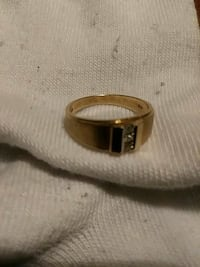 Gold ring with diamonds 14 Bay Minette, 36507