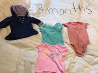 girl's assorted clothes Caldwell, 83607