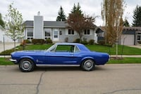 Ford - Mustang - 1968 Edmonton, T5L