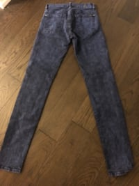 Seven for all Mankind women's Denim Jeans size 24 MINT condition Toronto