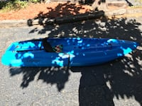 4 person pedal boat and kayak Burbank