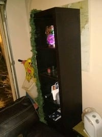 black wooden cabinet with mirror Clinton, 20735