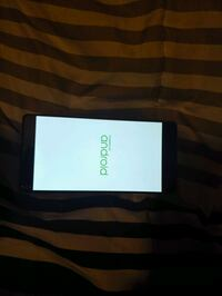 black Sony Xperia android smartphone Windsor, N8T 1G3