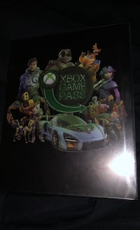 Xbox steak book case