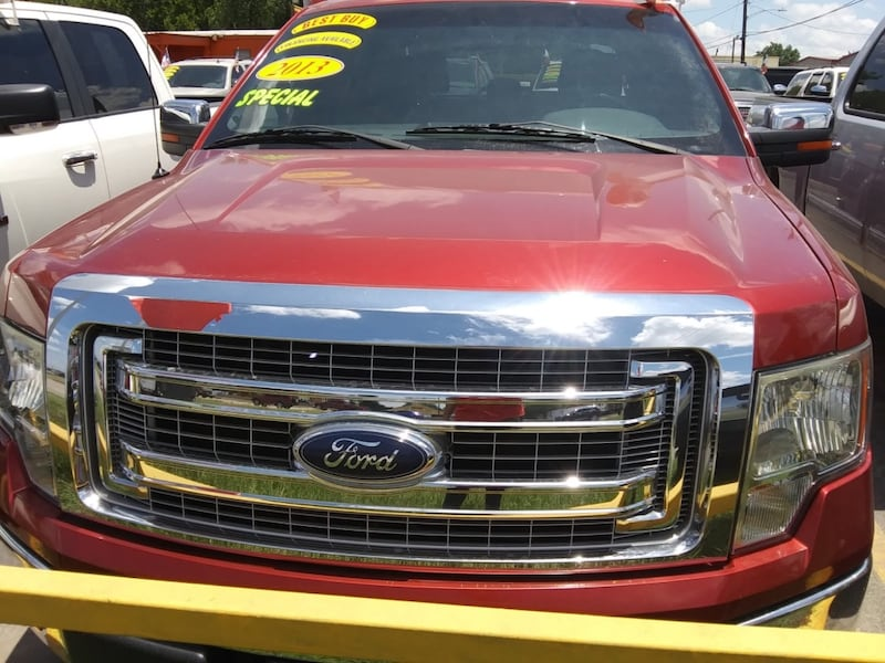 Ford - F-150 - 2013 2