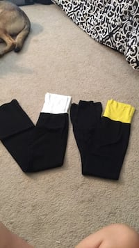 2 pair of yoga pants  Frederick, 21703