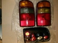 Chev.Tahoe Original Tail-Lights
