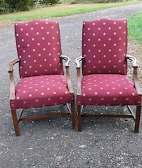Vintage Arm Chairs Spring City, 19475