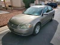2003 NISSAN ALTIMA SMOG DONE CLEAN NV TITLE IN HAND NO LIGHTS ON CLEAN North Las Vegas