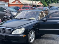 Mercedes - S - 2005 Baltimore, 21206