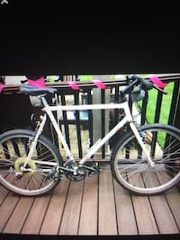 Raleigh mnt bike  21 speed nice off road or college commuter Allenstown, 03275