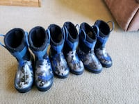 Kids winter boots Triangle, 22172