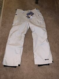 BRAND NEW VELOCITY WOMENS SNOW BOARD PANTS XL fits like L